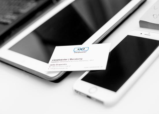 Kontakt Webdesign & SEO Berlin | vierplusvier