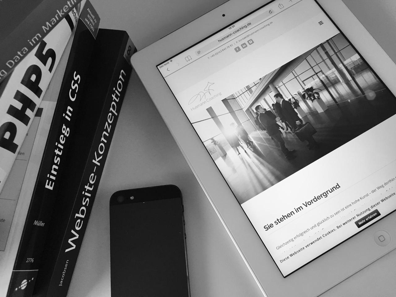 Portfolio Webdesign Berlin | vierpusvier